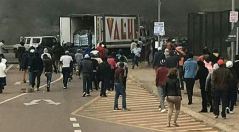 Xenophobic attack: Poroye accuses South Africa Govt of complicity