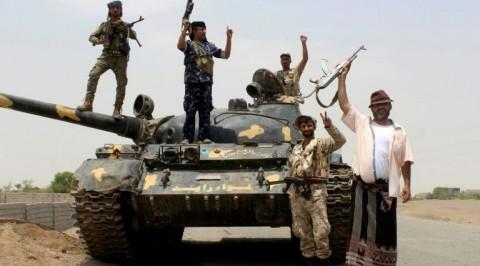 Yemen Govt blames UAE for air raids