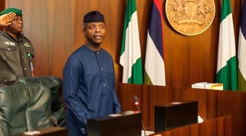 Osinbajo assigns portfolios to new ministers