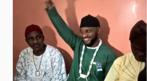 Actor, Yul Edochie emerges DPC governorship candidate