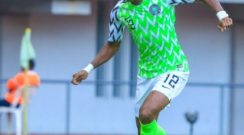 Kalu still doubtful, Abdullahi out of Guinea clash