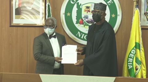 Abiodun Inaugurates 12–Man Board Member For  OOUTH