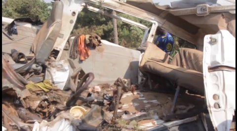 8 Feared Dead in Ibadan Auto Crash