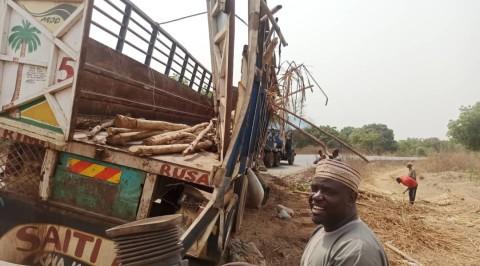 Four Dead, 38 Injured In Oyo-Igbomosho Auto Crash