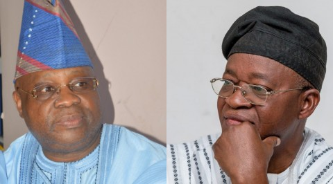 Osun guber: Supreme court affirms Oyetola's victory