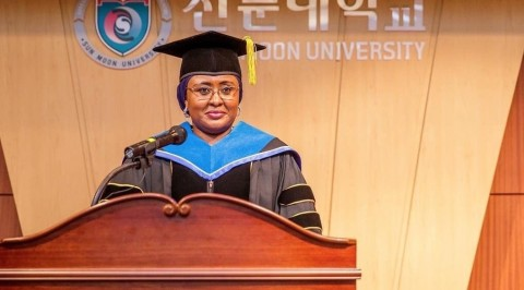 Aisha Buhari bags doctorate degree