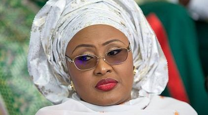 I did not order detention of my ADC- Aisha Buhari