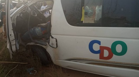 Six Die in Ghastly Motor Accident in Anambra
