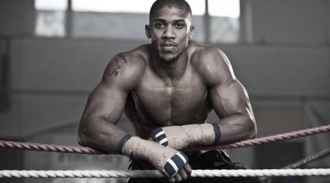 I'm ready for Tyson Fury- Anthony Joshua