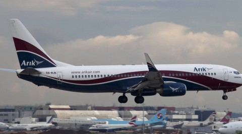 FG dismisses calls to convert Arik air to national carrier