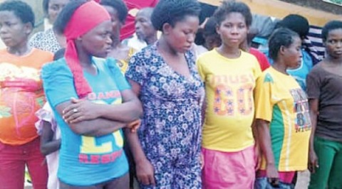 Police handover victims of baby factory to NAPTIP
