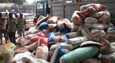 Customs Raids Residential Building, Seize Bags of Foreign Rice in Adamawa