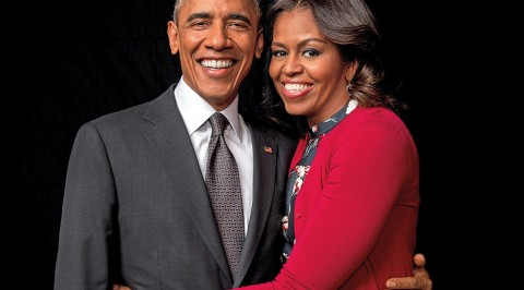 Barack and Michelle Obama to produce films & series