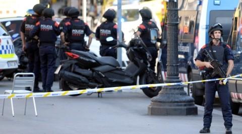 2 men arrested over Barcelona attack