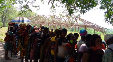 Ebonyi Communal Crisis: Over 2000 Displaced Persons Take Refuge in Benue