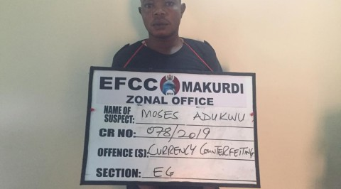 EFCC nab two over currency counterfeiting and fraud