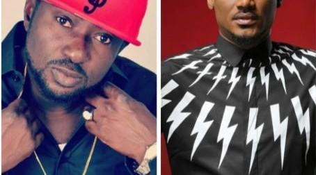 2 Baba sues Blackface for N50 million