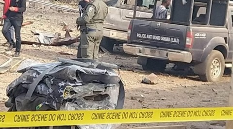Bomb Explosion Hits Ado Ekiti