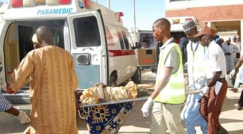 Shehu reacts as explosion rocks Borno