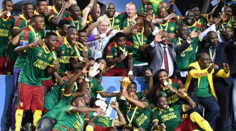 FIFA Confederations Cup group stage set with Cameroon's ANC win