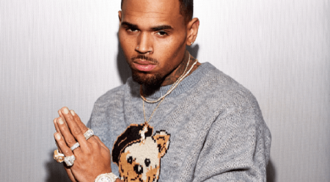 Chris Brown donates to Texas victims