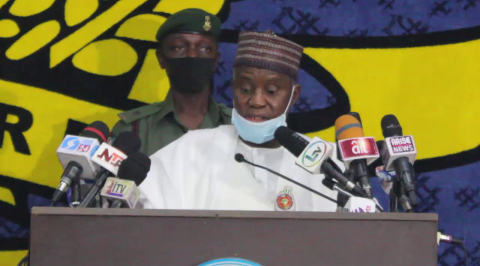 Insurgency: FG Vows to Support Armed Forces