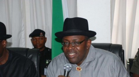 Bayelsa Governor Meets Ijaw Leaders.
