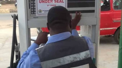 DPR Seals Gas Plants, Petrol Stations In Delta