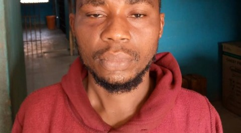 Police Nabs Escapee from Edo Prison in Ogun