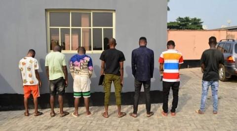 EFCC Arrests Seven in Ibadan over Alleged Internet Fraud