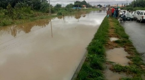Flood sacks ado Ekiti community residents