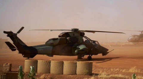 13 French troops killed in helicopter crash in Mali
