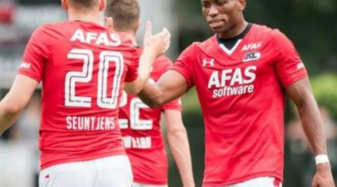 Europa league qualifiers: Onuachu, Hassan, Gero in action