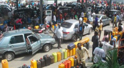 Panic as Fuel Scarcity Hits Port Harcourt
