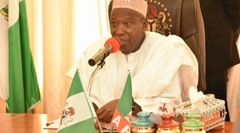 Ganduje laments lack of appeal court in Kano