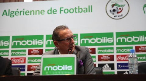Algeria coach: we can still beat Nigeria