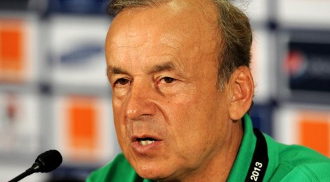 Rohr denies rating Ovie Ejaria over Ebere Eze