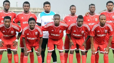 Ihedioha vows to revamp Heartland FC