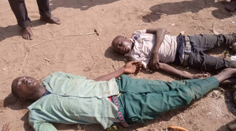 Hoodlums Attack School in Oyo Town
