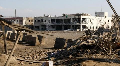 Taliban suicide attack hits medical facility near us base