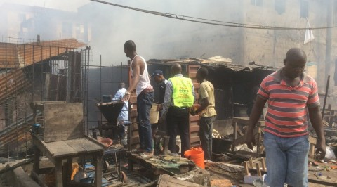Mushin Crisis: Traders urges govt to re-open market