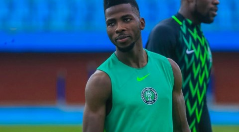 Iheanacho has changed - Eagle's coach