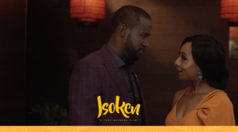 Tiwa Savage & More at Isoken Premiere