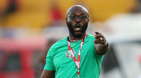 Amapakabo reveals Nigeria's objective after Togo defeat