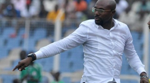 Amapakabo optimistic as eagles resume training