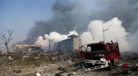 27 killed in Indonesia fireworks factory explosion