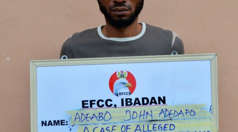 Internet fraudster jailed for eight months