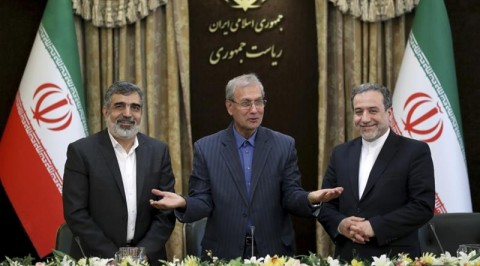 Iran set to exceed uranium enrichment limit in 2015 nuclear deal