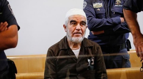 Israel Sentences Islamic Movement Leader to 28 Months Imprisonment.