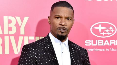 Jamie Foxx to host 2018 BET awards